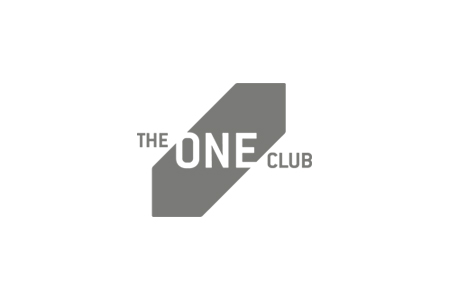 The One Club Logo Design | Katie Falkenberg 23rd Studios