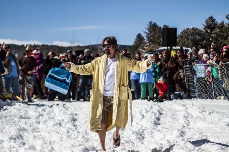 Frozen Dead Guy Days | Polar Plunge | FDGD 2013