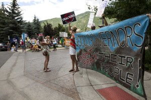 Hickenlooper Ban Fracking Encana, Encana Colorado Natural GAS