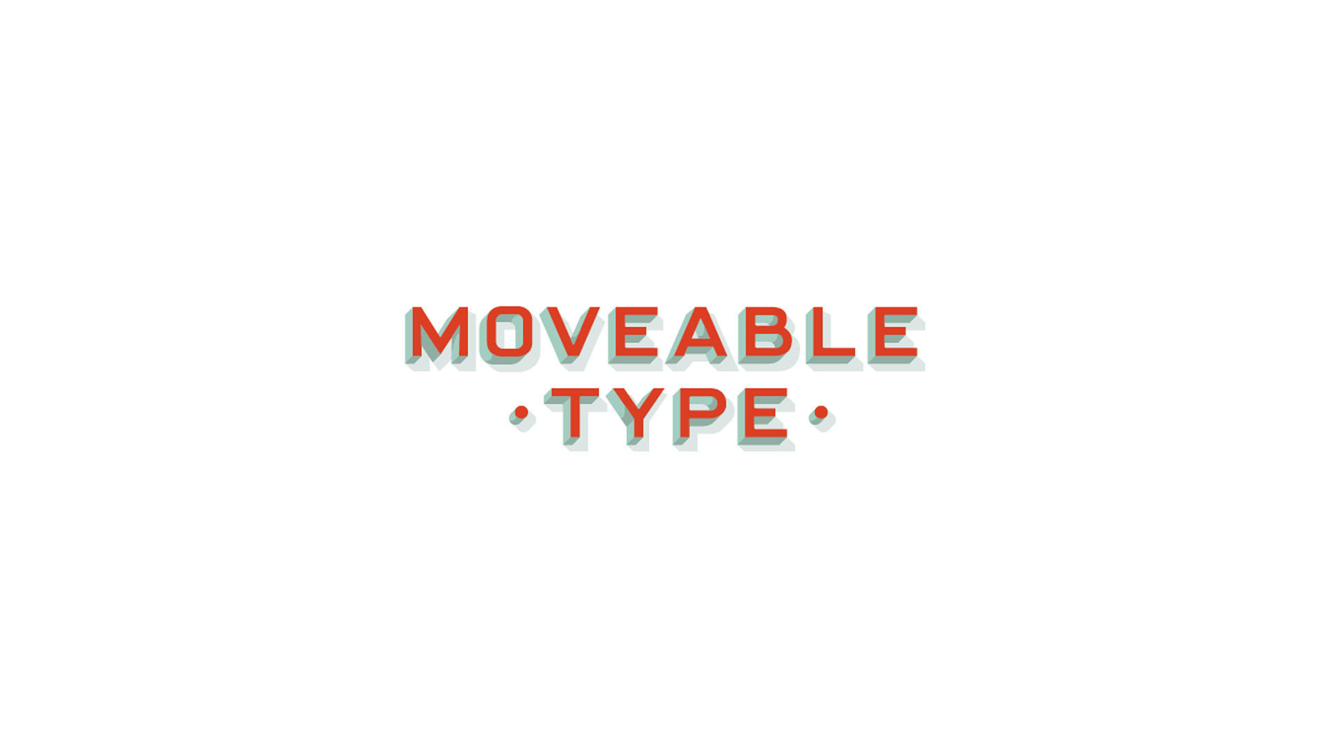 Moveable Type Truck Video with Kyle Durrie
