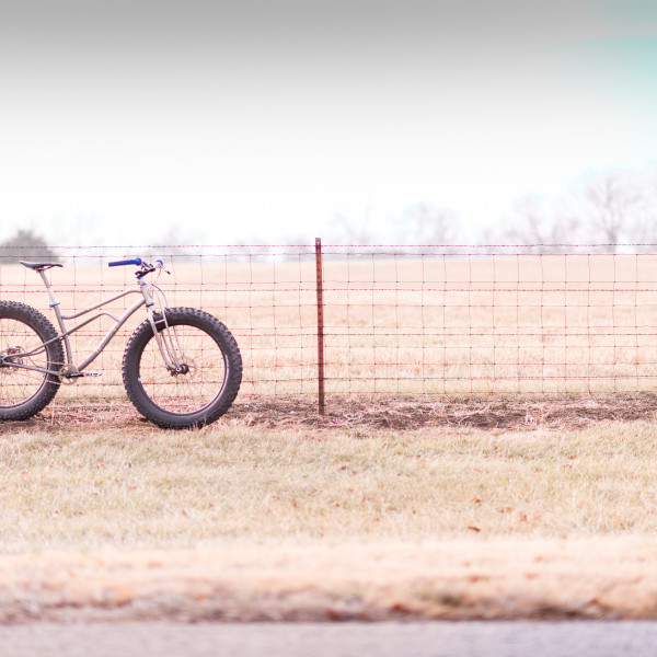 Oddity Cycles Fat Bike Landscape Fort Collins 23rd Studios